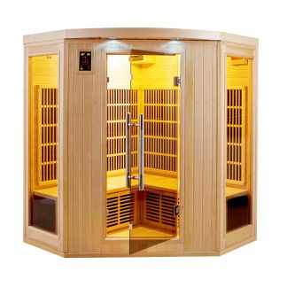 Apollon 3/4 sauna